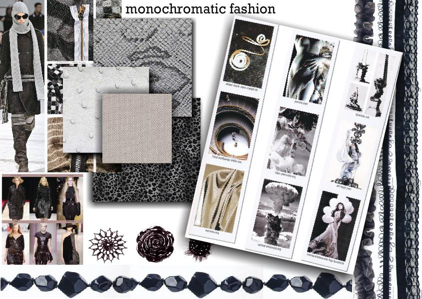 Monochromatic fashion