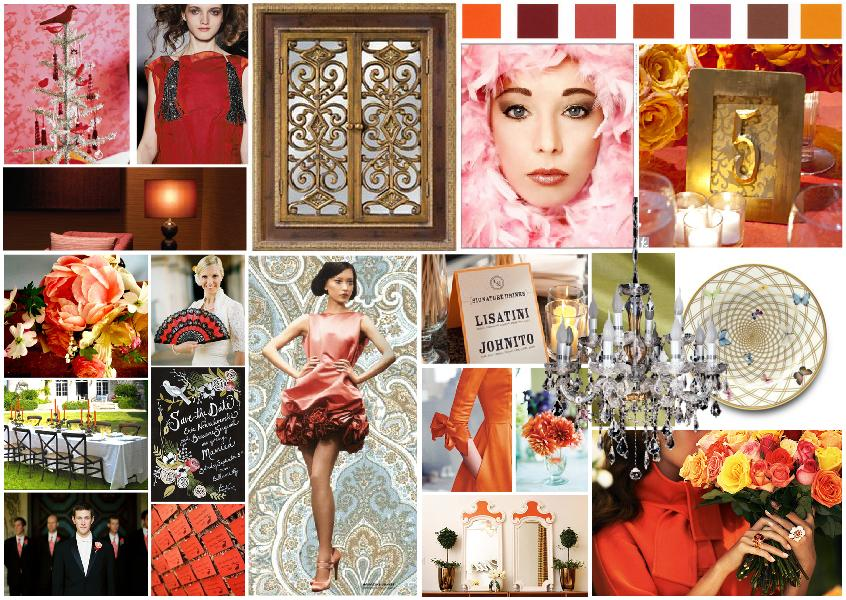 Inspirational Fashion Moodboard At Sampleboard Com