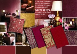 Talking About Tints: Interior Decoration Color Schemes - SampleBoard blog