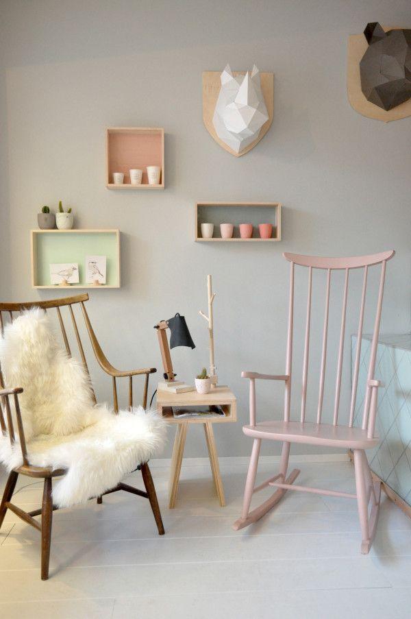 Trend Alert - Pastel interior - SampleBoard Blog