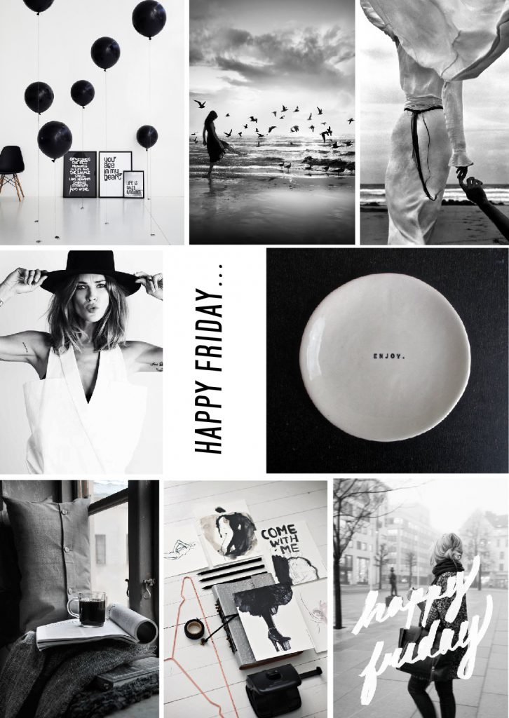 digital mood board inspiration