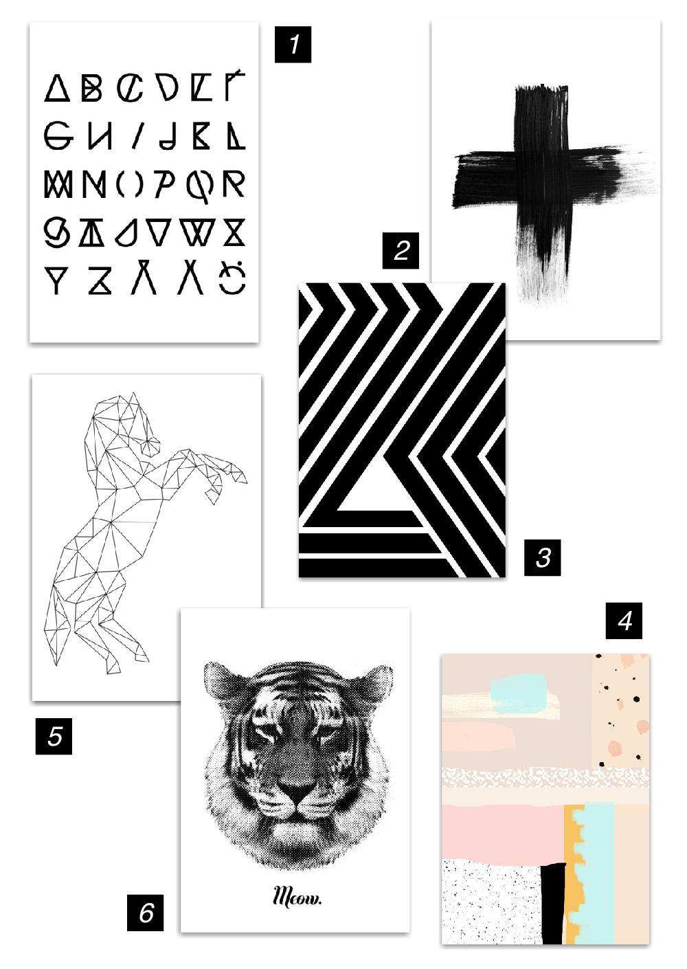 RK Design Posters
