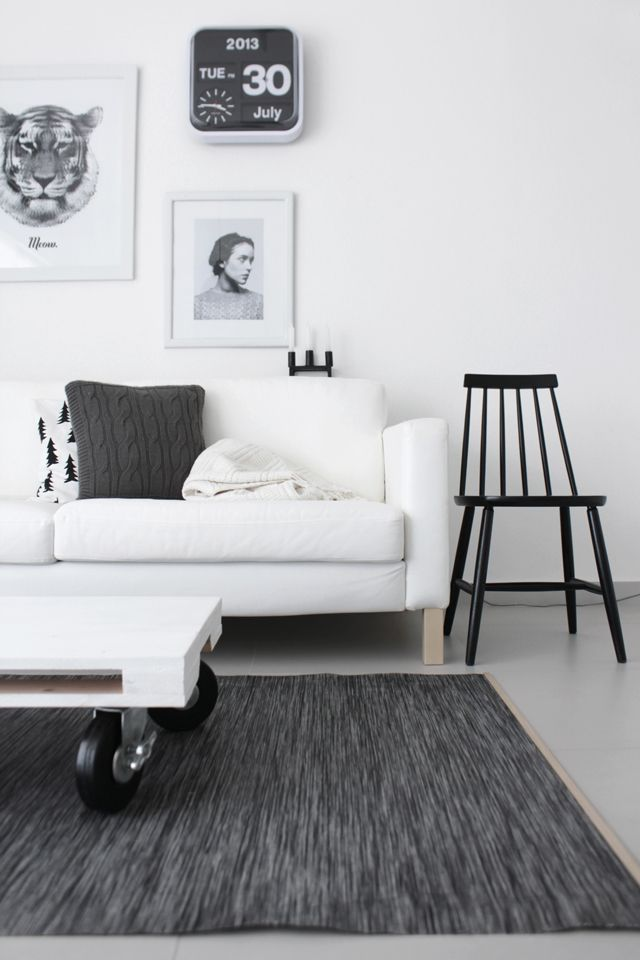 Via Ale Besso | Black White Grey | Karlsson | RK Design | Hay - SampleBoard Blog