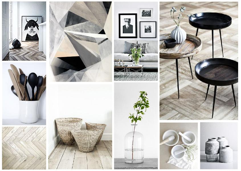 Tips for a minimalist living room sampleboard blog for Minimalist living blog