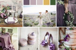 liliac wedding theme