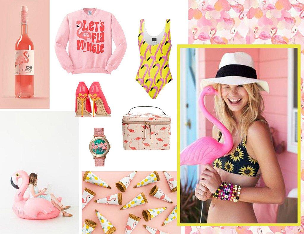 flamingo fashion
