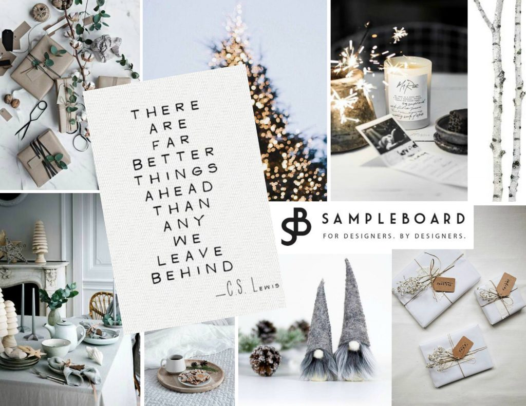 Best Wishes in 2018 - SampleBoard