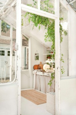 When Emily When Henderson and Niki Brantmark Team Up - Greenhouse Makeover - SampleBoard Blog