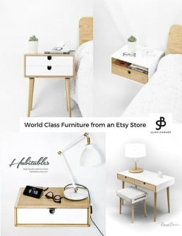SampleBoard's Crush - Stylish furniture picks - Habitables