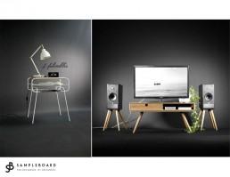 SampleBoard's Crush - Stylish furniture picks - Habitables