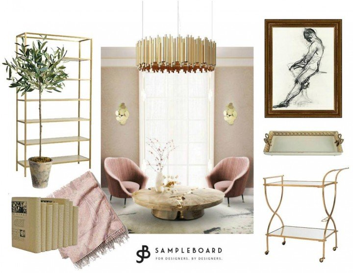5 Essential Reasons To Use Mood Boards For Interior Design  SampleBoard