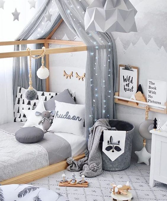 kids' interior design trends for 2018 - SampleBoard