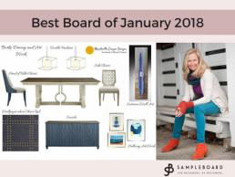 Best Board of January 2018 - Renee Carman