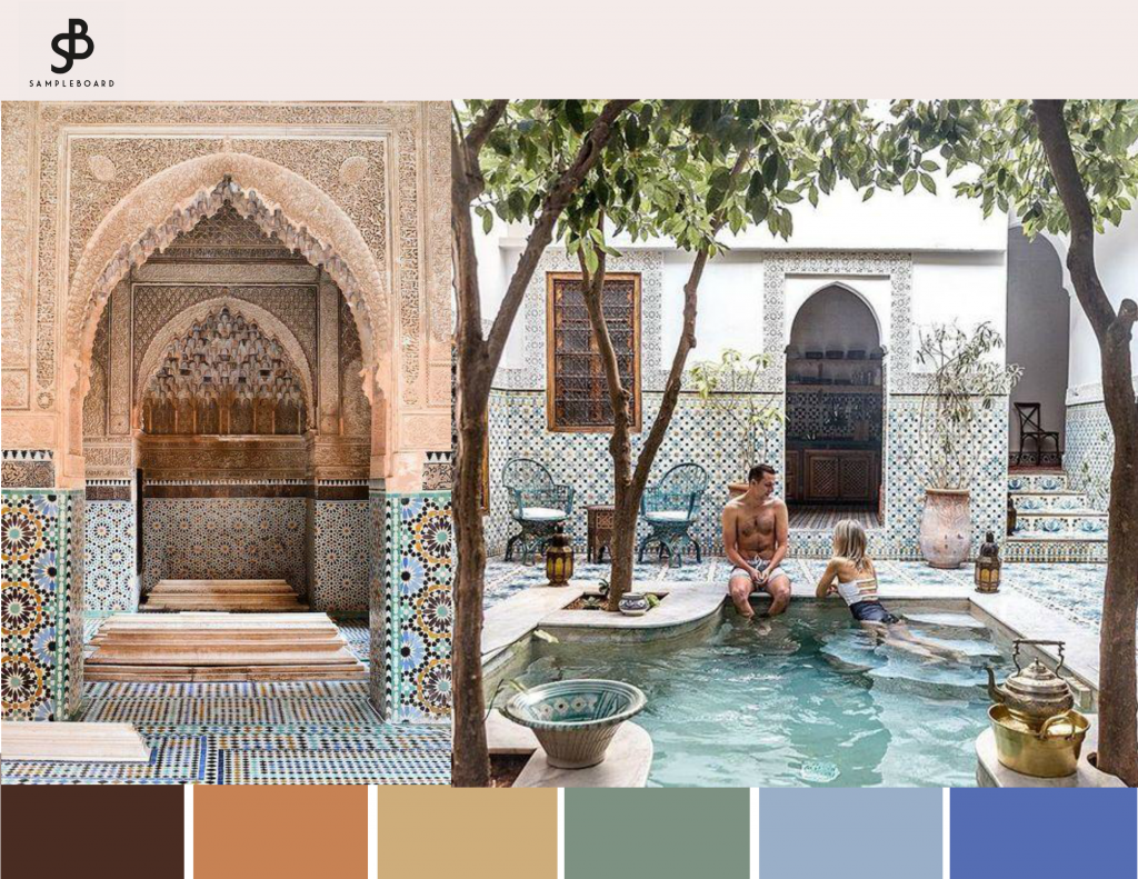 Marrakech - The Style Mecca for 2018 - SampleBoard blog
