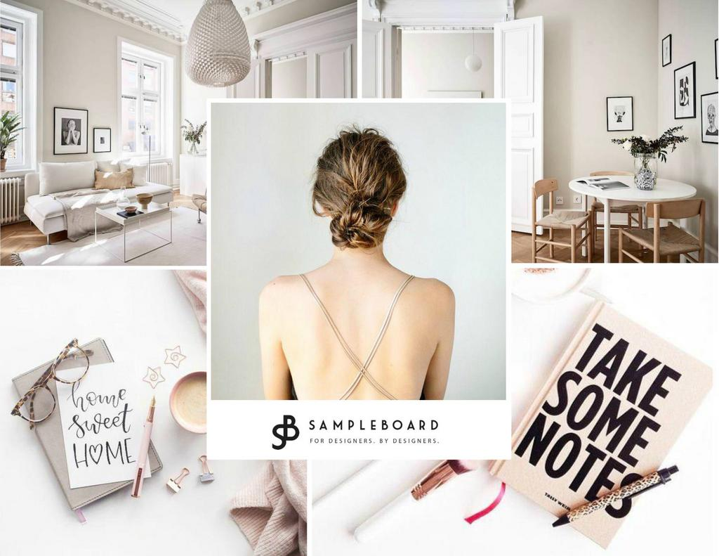 If you brand your interior design business properly, you will attract the clients you've always dreamed of – clients who will share your vision and aesthetics (and will find a way to afford you). - SampleBoard Blog