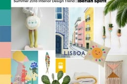 Summer 2018 Interior Design Trend | Iberian Spirit - SampleBoard Blog