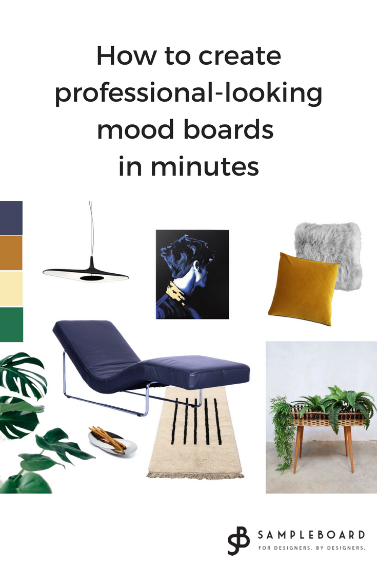 creating mood boards online