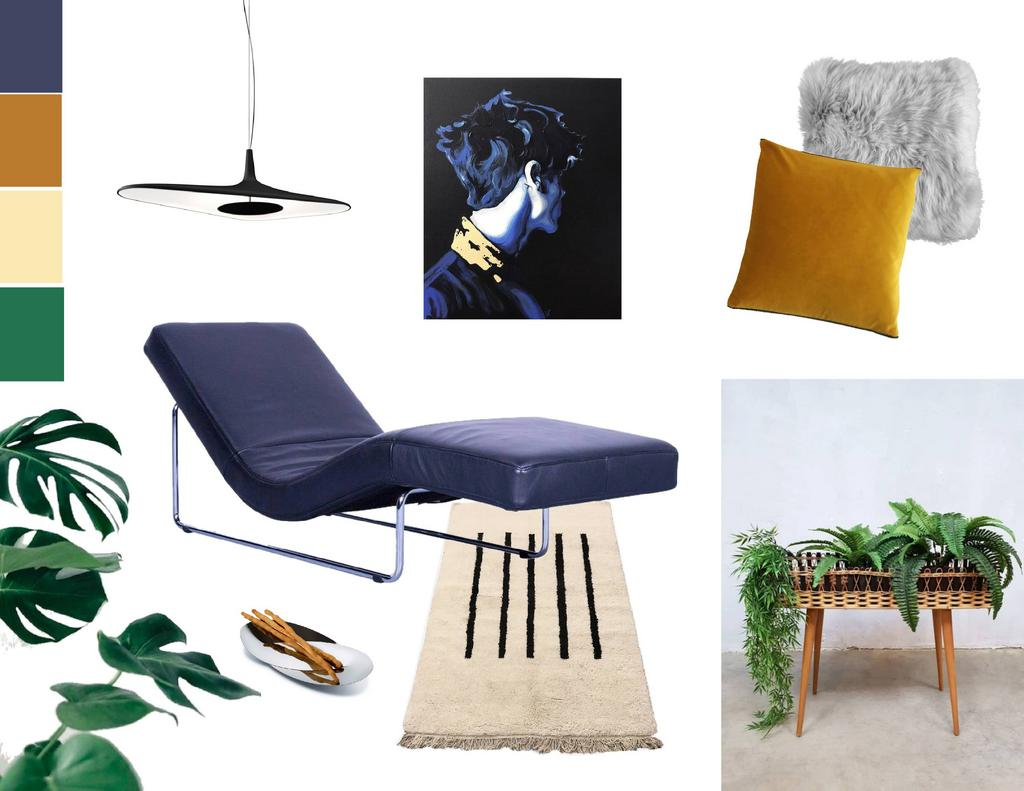 How to create professional interior design mood boards in minutes