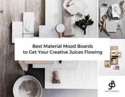 Best Material Mood Boards to Get Your Creative Juices Flowing