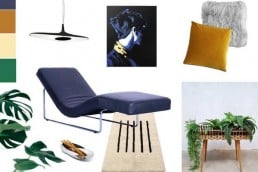 How to make professional interior design mood boards in minutes