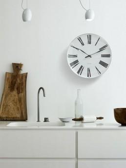 Arne Jacobsen Roman Clock