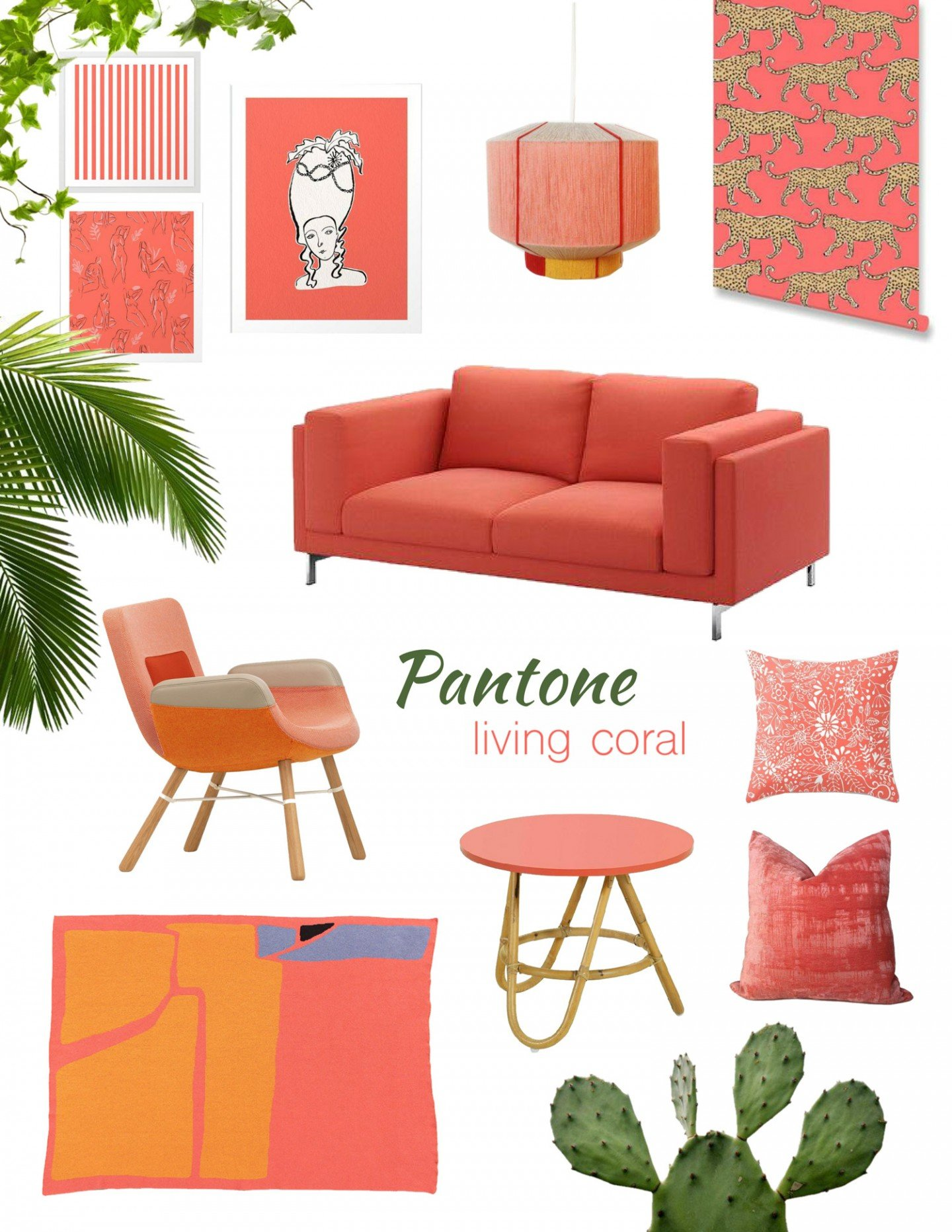 best furniture picks in Pantone color of the year