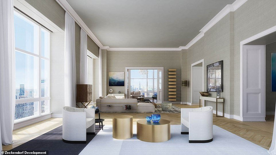 Inspiring Designs: New York Penthouses | SampleBoard