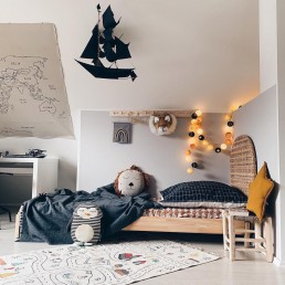 Not Your Usual Top 10 Kids' Room Trends for 2019 - SampleBoard Blog