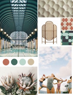 Interior Trends: Populuxe Look of the New Art Deco Style | SampleBoard Blog
