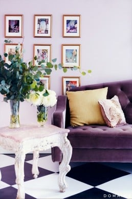 Interior Color Trend: Why are We Seeing Lilac Everywhere | SampleBoard