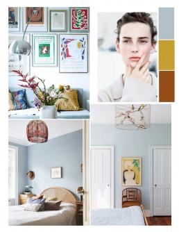 Interior Color Trends for 2020: Evolution of Blue | SampleBoard