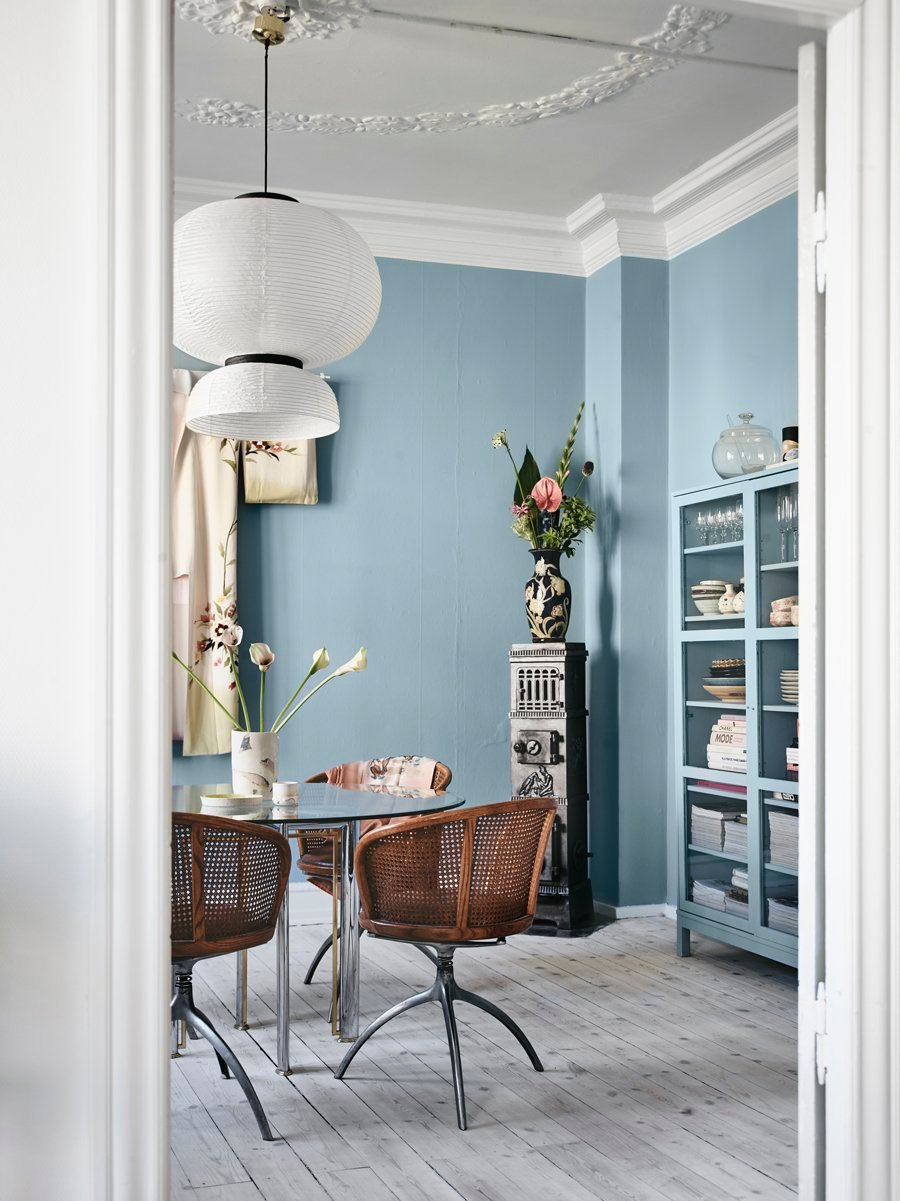 wonderful 2020 color paint living room ideas | Interior Color Trends for 2020: The Evolution of Blue ...