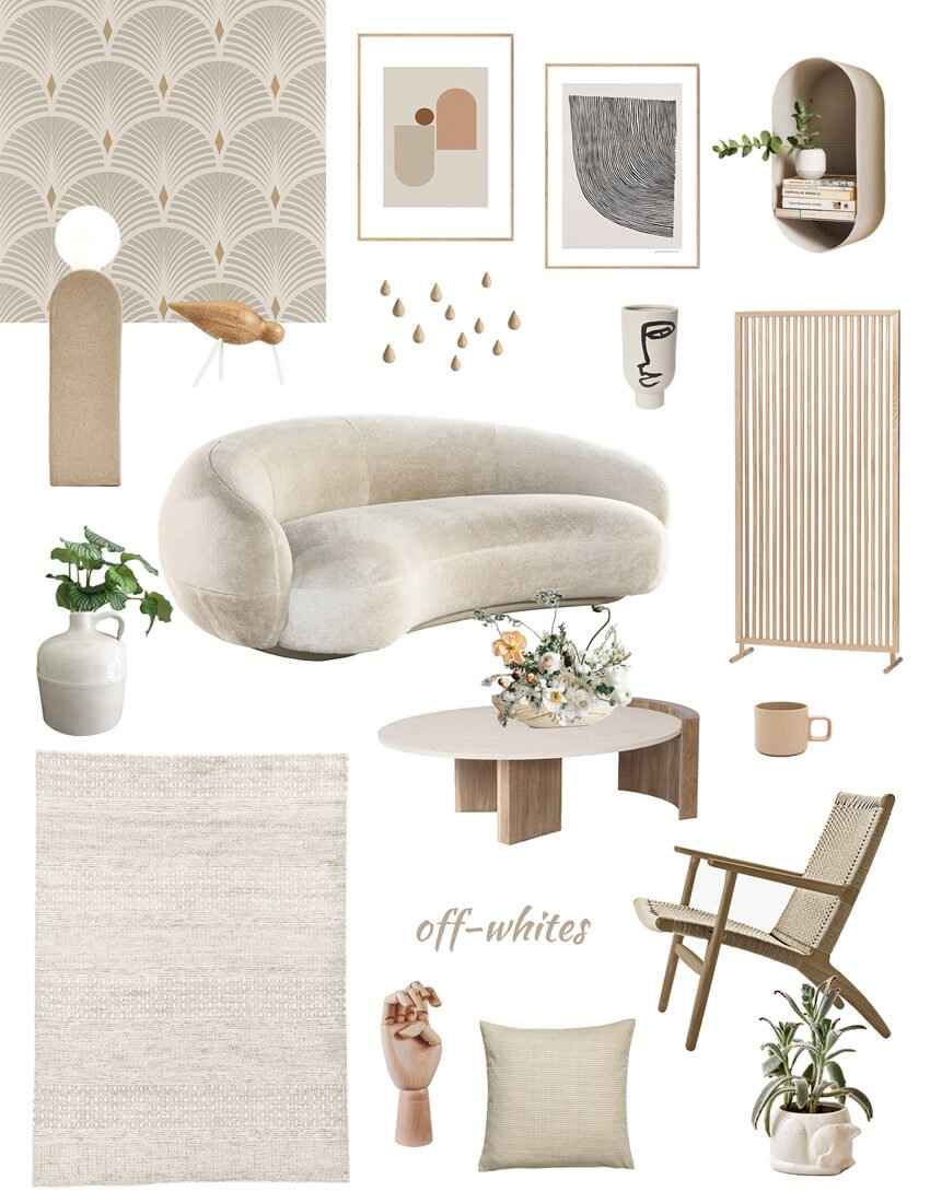 beige color trend 2020