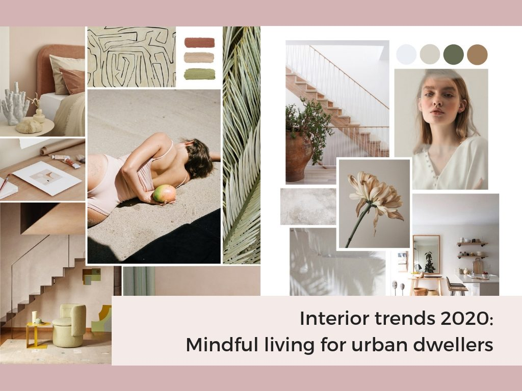 interior trends 2020 mindful living