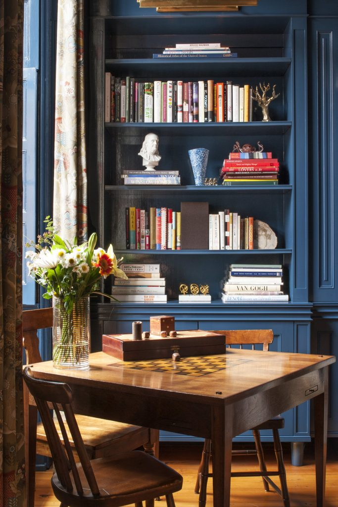 Pantone color of the year 2020: Classic Blue in Interior design | SampleBoard