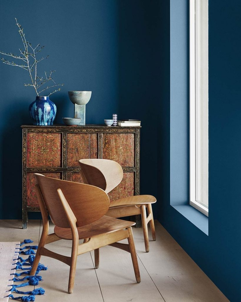 Pantone 2020: Classic Blue in Interior design | SampleBoard