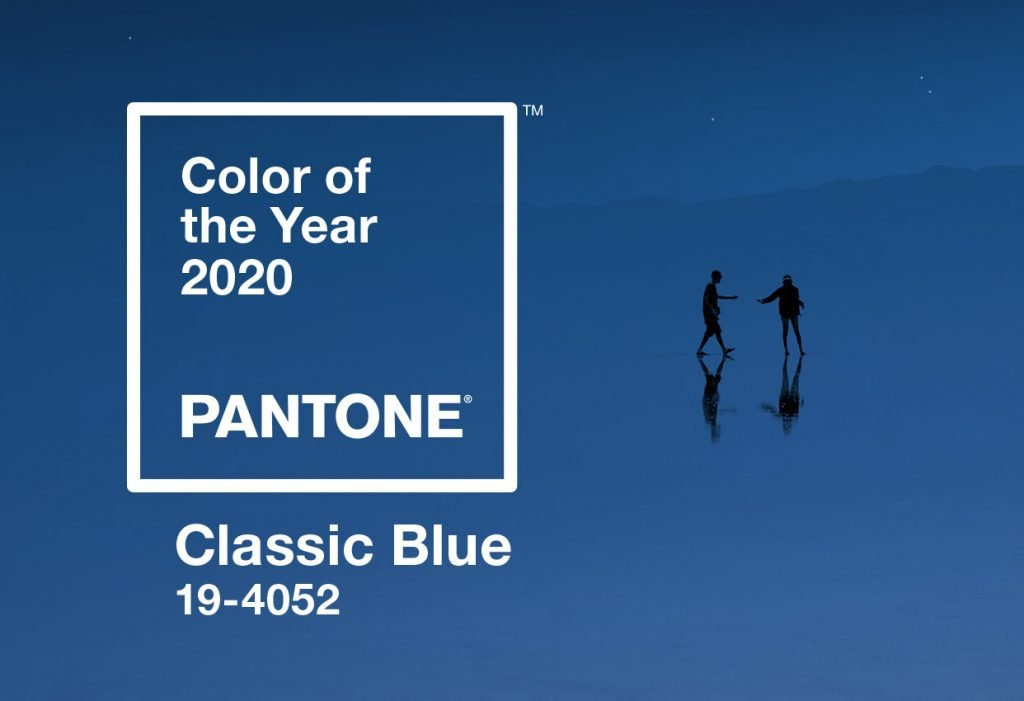 Pantone color of the year 2020: A timeless classic to paint the future