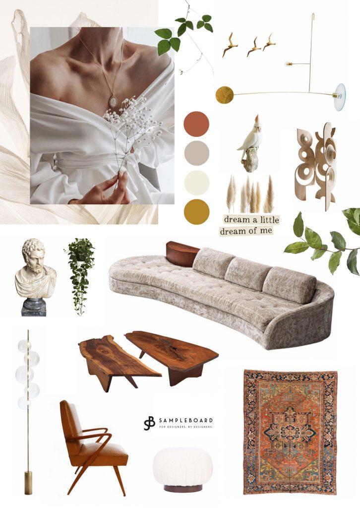 Furniture trends 2020/2021: The return of the vintage | SampleBoard