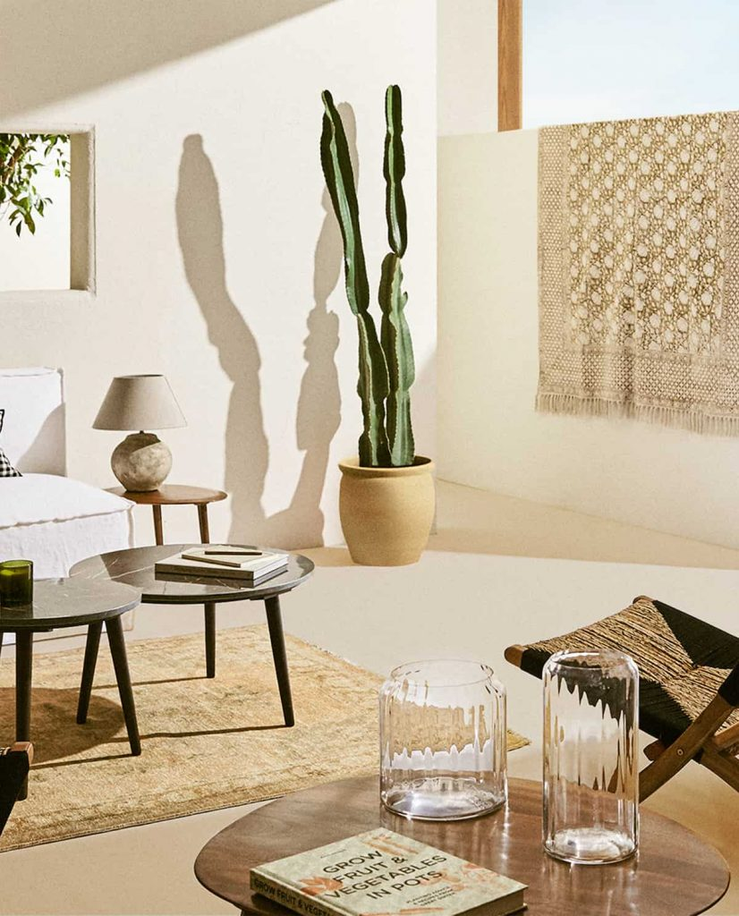The Modern Mediterranean interior trend