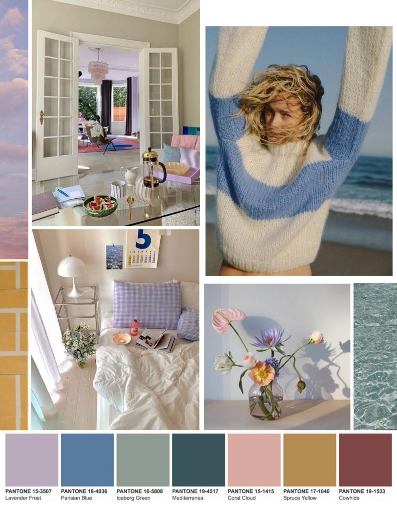 Interior trends 2021: Color therapy as an antidote to uncertainty