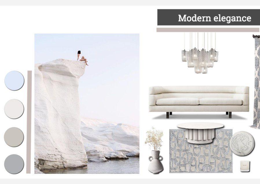 modern elegance interior design